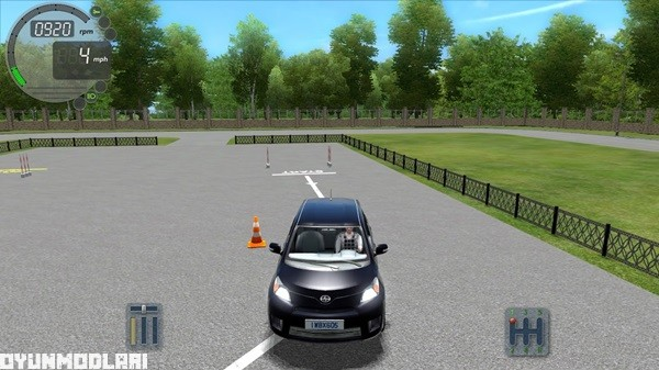Photo of Scion XD Araba Yaması – City Car Driving 1.5.0
