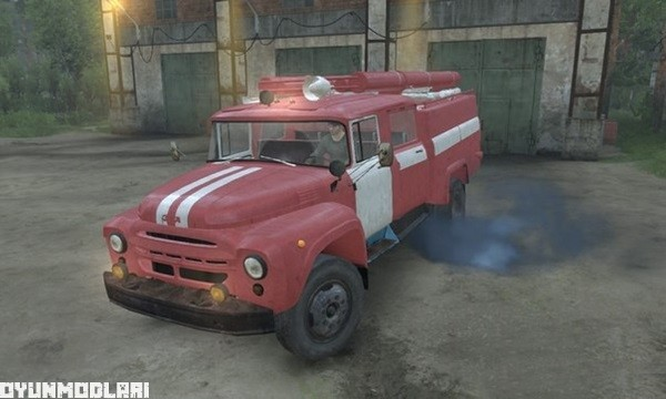 Photo of Zil 130 AC 40 Kamyon Modu – Spin Tires 2014
