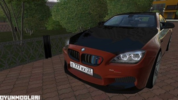 Photo of BMW M6 F13 Araba Yaması – City Car Driving 1.5.0