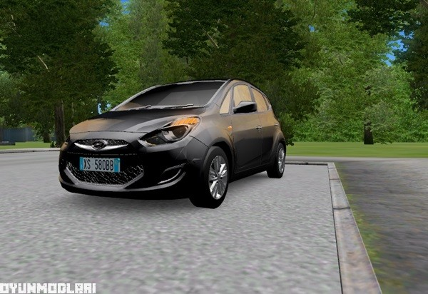Photo of Hyundai ix20 Araba Yaması – City Car Driving 1.5.0