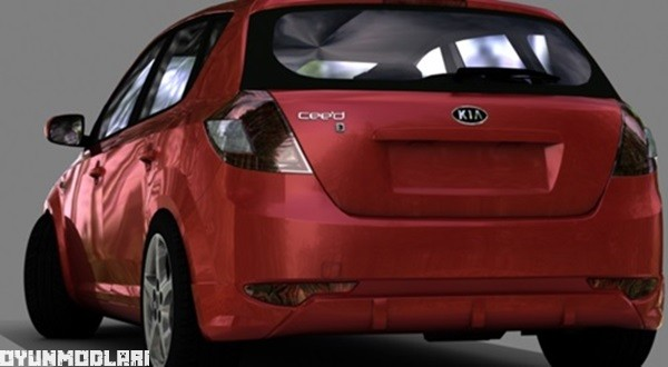 Photo of Kia Ceed Araba Yaması – City Car Driving 1.5.0