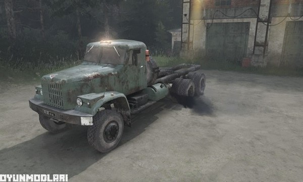 Photo of Kraz 257 Kamyon Modu – Spin Tires 2014