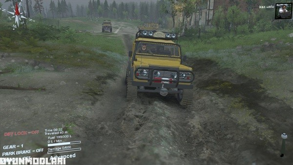 Photo of Land Rover Defender 110 – Spin Tires 2014