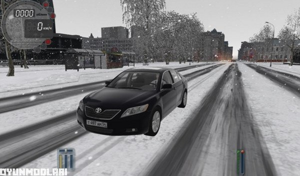 Photo of Toyota Camry Araba Yaması – City Car Driving 1.5.0