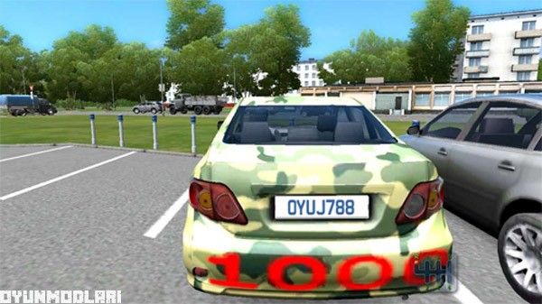 Photo of Toyota Corolla 2008 Model 1000 Modifiyeli Araba Yaması – City Car Driving 1.5.0