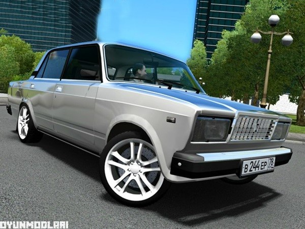 Photo of VAZ 2107 TD04L Araba Yaması – City Car Driving 1.5.0
