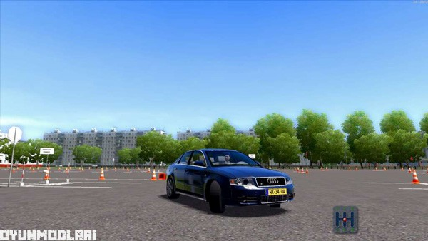 Photo of Audi S4 2004 Model – City Car Driving 1.5.1