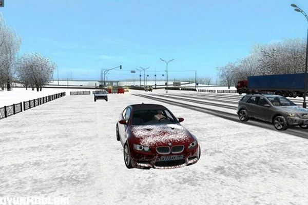 Photo of BMW M3 E92 Araba Yaması – City Car Driving 1.5.1