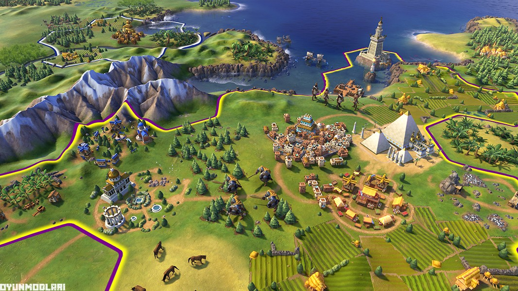 Photo of Civilization VI Geliyor