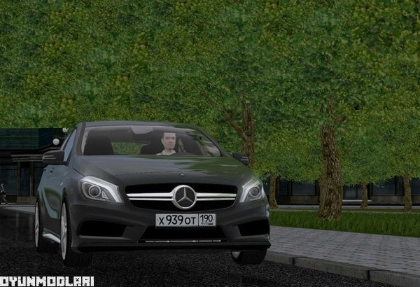 Photo of Mercedes-Benz A45 AMG – City Car Driving 1.5.1