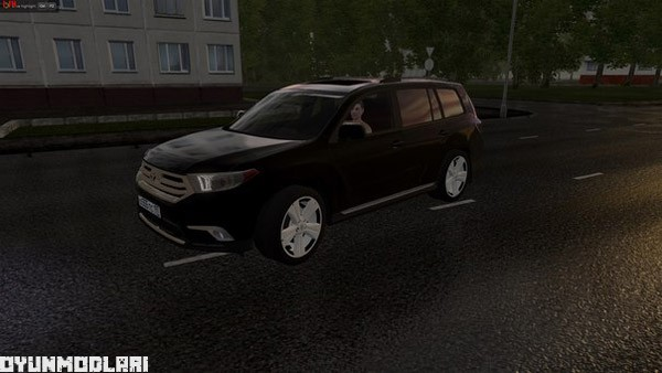 Photo of Toyota Highland – City Car Driving 1.5.0