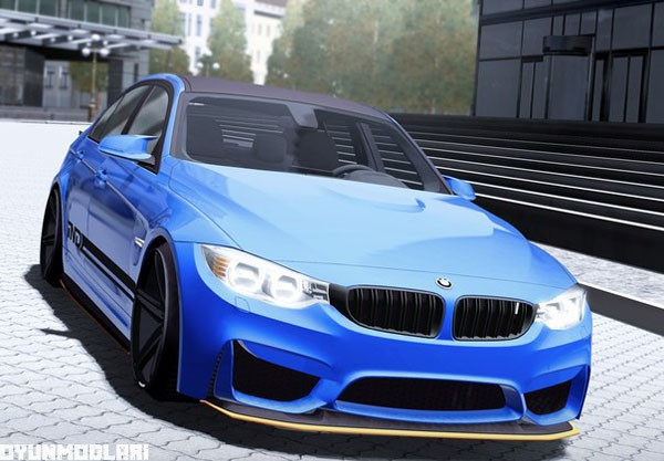 Photo of BMW M3 F80 Araba Yaması – City Car Driving 1.5.1