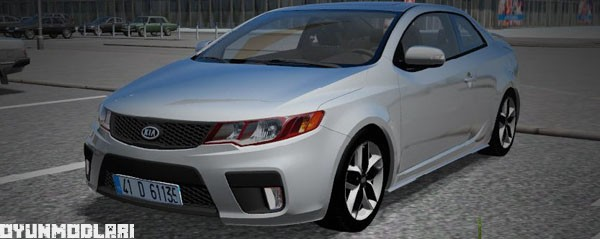 Photo of Kia Forte Koup Araba Yaması – City Car Driving 1.5.1