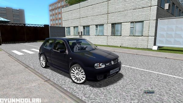 Photo of Volkswagen Golf R32 – City Car Driving 1.5.1