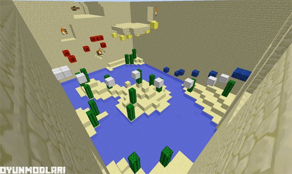 Photo of Yay Parkur II Harita Yaması – Minecraft