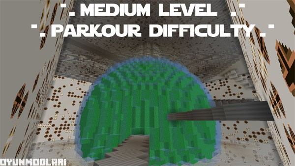 Photo of Minecraft – Parkur Test Haritası