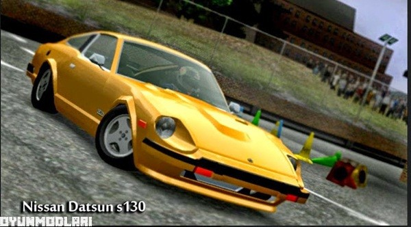 Photo of Live for Speed – Nissan Datsun 130