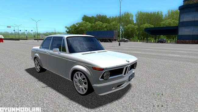 Photo of City Car Driving 1.5.1 – BMW 2002 Model Araba Yaması