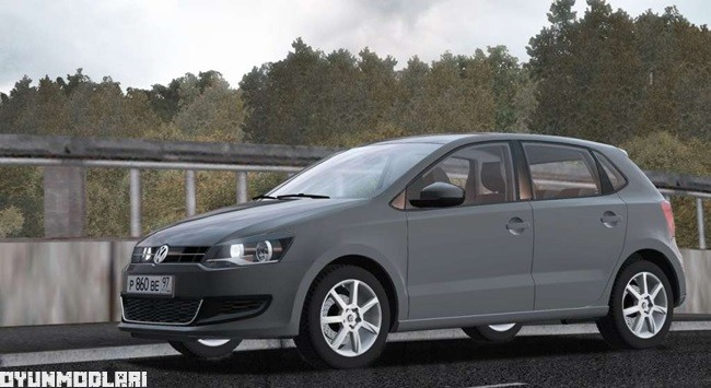 Photo of City Car Driving 1.5.1 – Volkswagen Polo Hatchback Araba Yaması
