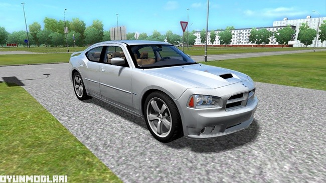 Photo of City Car Driving 1.5.2 – Dodge Charger SRT-8 2006 Model Araba Yaması