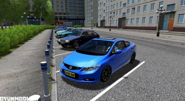 Photo of City Car Driving 1.5.1 – Honda Civic Si 2013 Model Araba Yaması
