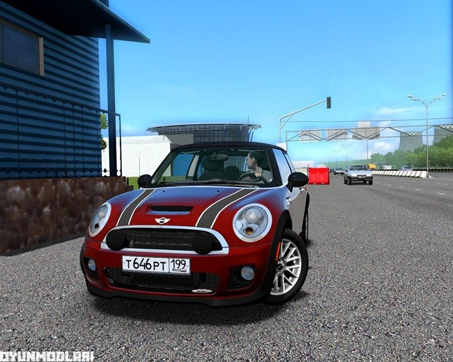 Photo of City Car Driving 1.5.1 – Mini Cooper Araba Yaması