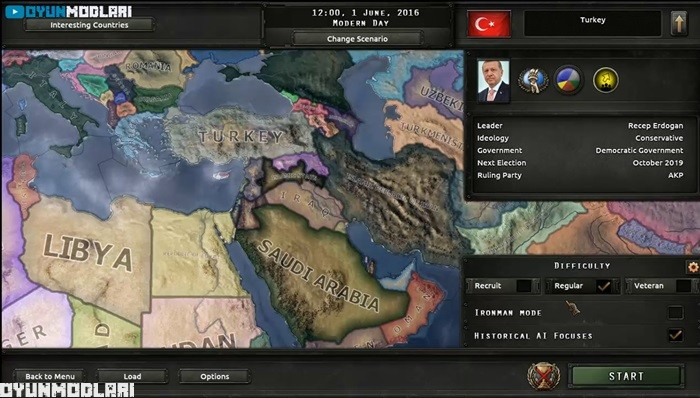 Photo of HoI4 – Modern Zamanlar Modu