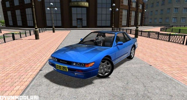 Photo of City Car Driving 1.5.1 – Nissan Silvia S13 Araba Modu