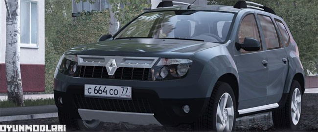 Photo of City Car Driving 1.5.2 – Renault Duster 2010 Model
