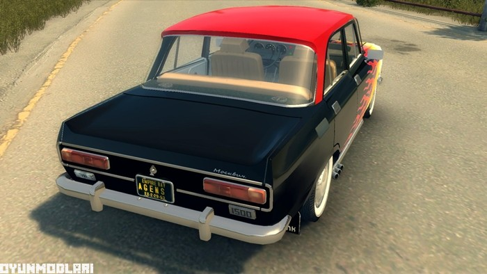 Photo of Mafia 2 – Moskvich 2140 Araba Yaması