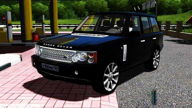 Photo of City Car Driving 1.5.2 – Range Rover Vogue Supercharged 2008 Model Araba Yaması
