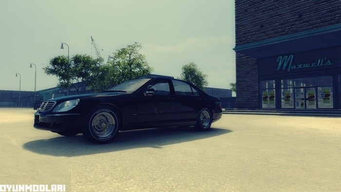 Photo of Mafia 2 – Mercedes-Benz S600 W220 Araba Yaması