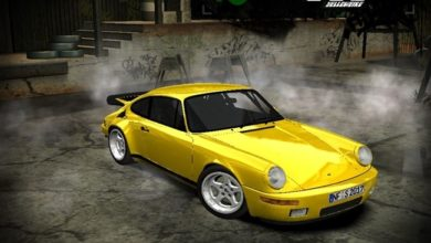 Photo of NFS Most Wanted – RUF CTR Yellowbird