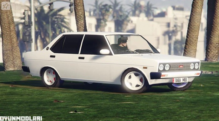 Photo of GTA V – Tofaş Murat 131 (Fiat 131) V1.1