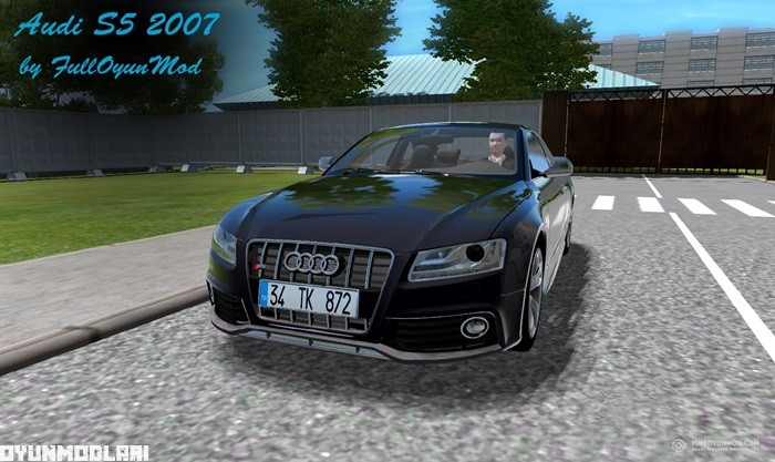 Photo of City Car Driving 1.5.3 – Audi S7 2007 Model