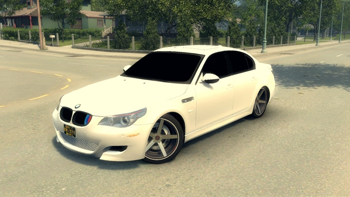 Photo of Mafia 2 – BMW M5 E60 Araba Yaması