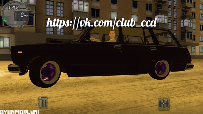 Photo of City Car Driving 1.5.x – Lada 2104 Drift Araba Yaması
