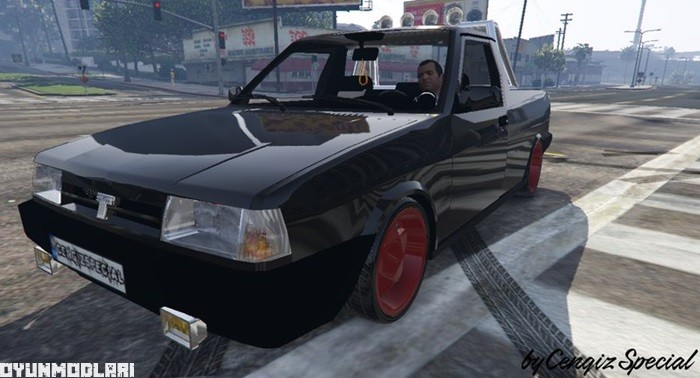 Photo of GTA V – Tofaş Doğan Pick-Up Yaması