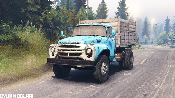Photo of Spintires 2014 – Zil 130 Kamyon Modu
