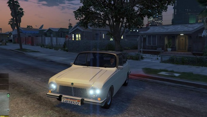 Photo of GTA V – Anadol A1 Araba Modu
