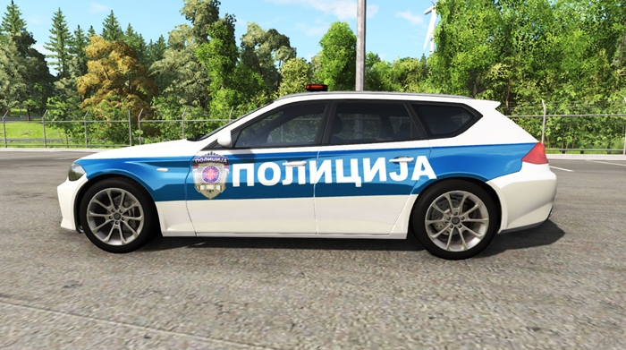Photo of BeamNG.Drive – ETK 800-Serisi Polis Aracı v1.91