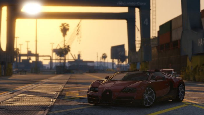 Photo of GTA V – Bugatti Veyron Vitesse Araba Yaması