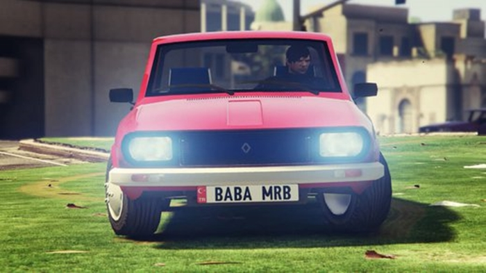 Photo of GTA V – Renault R12 Toros Araba Yaması