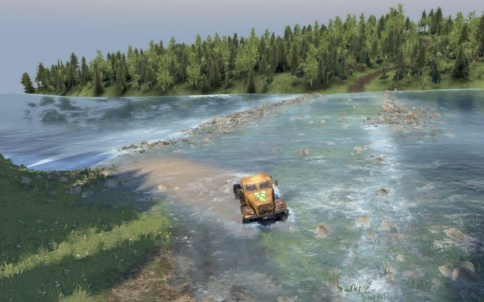 Photo of Spintires 2014 – Saksagen Harita Yaması