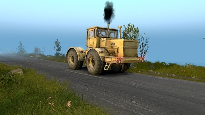 Photo of Spintires 2014 – Seviye 18 Harita