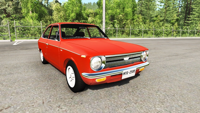 Photo of BeamNG – Toyota Corolla Sprinter 1969 Model