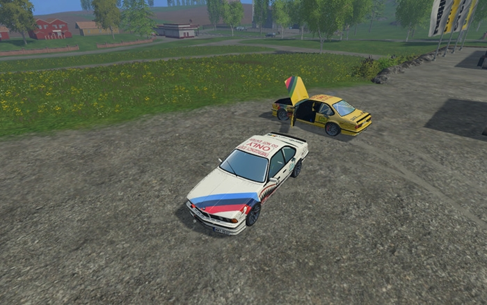 Photo of Farming Simulator 2015 – BMW E24 M635 CS Araba Yaması V2