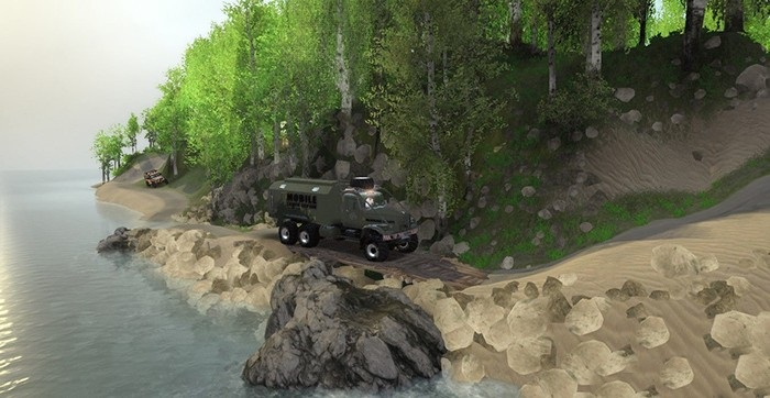 Photo of Spintires 2014 – Ada Haritası