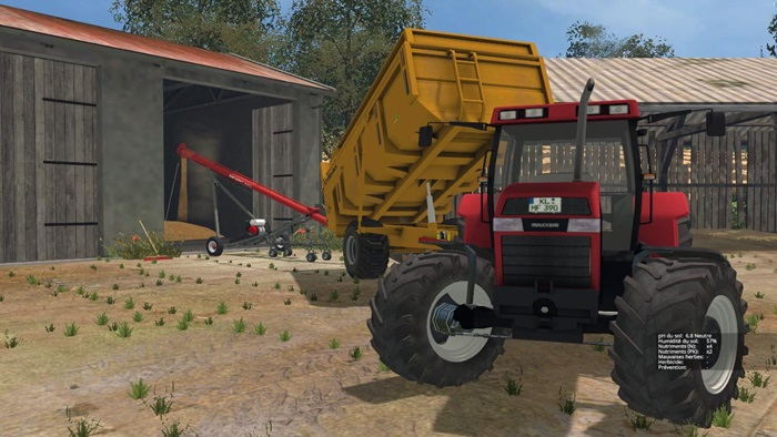 Photo of Farming Simulator 2015 – Case Maxxum 5150 Pro Traktör V1