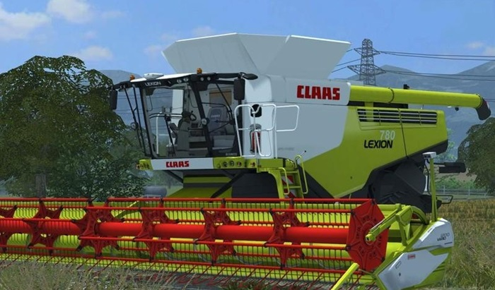 Photo of Farming Simulator 2015 – Claas Lexion 780 Biçer Döver V0.1